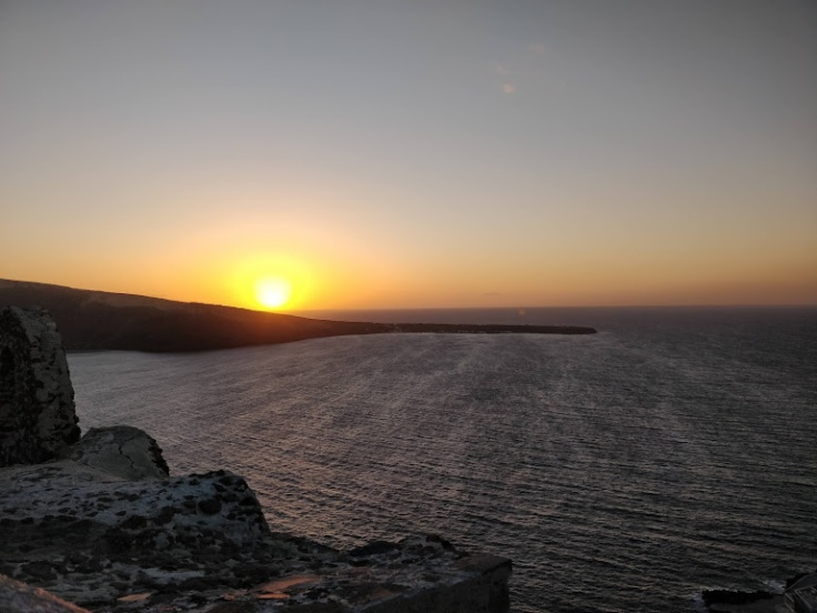 6. sunset