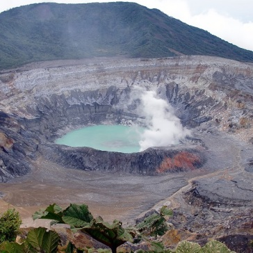 Volcano Poas